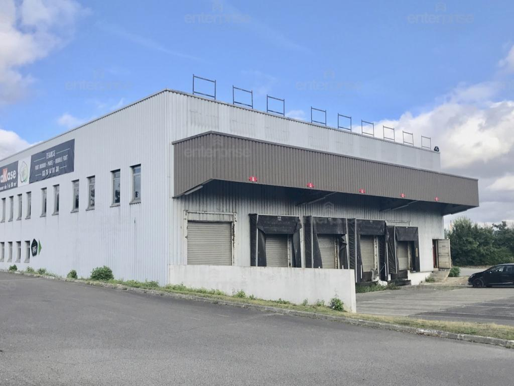 Location Entrepot - logistique / activités Amiens  409