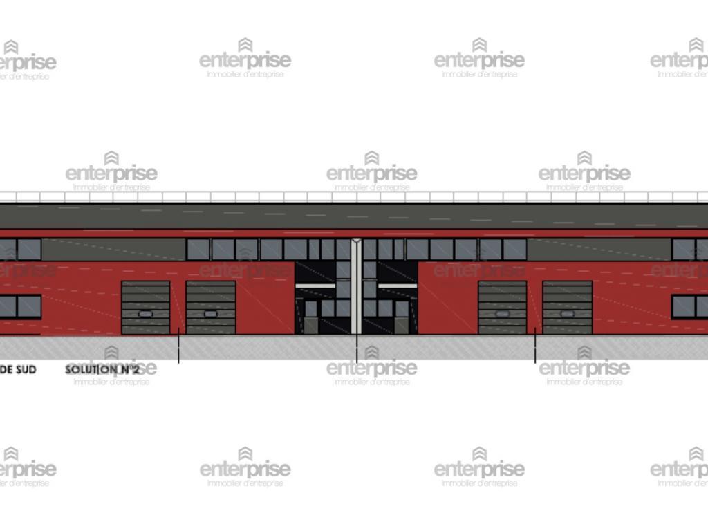 Vente Activités / entrepot - logistique AMIENS  345