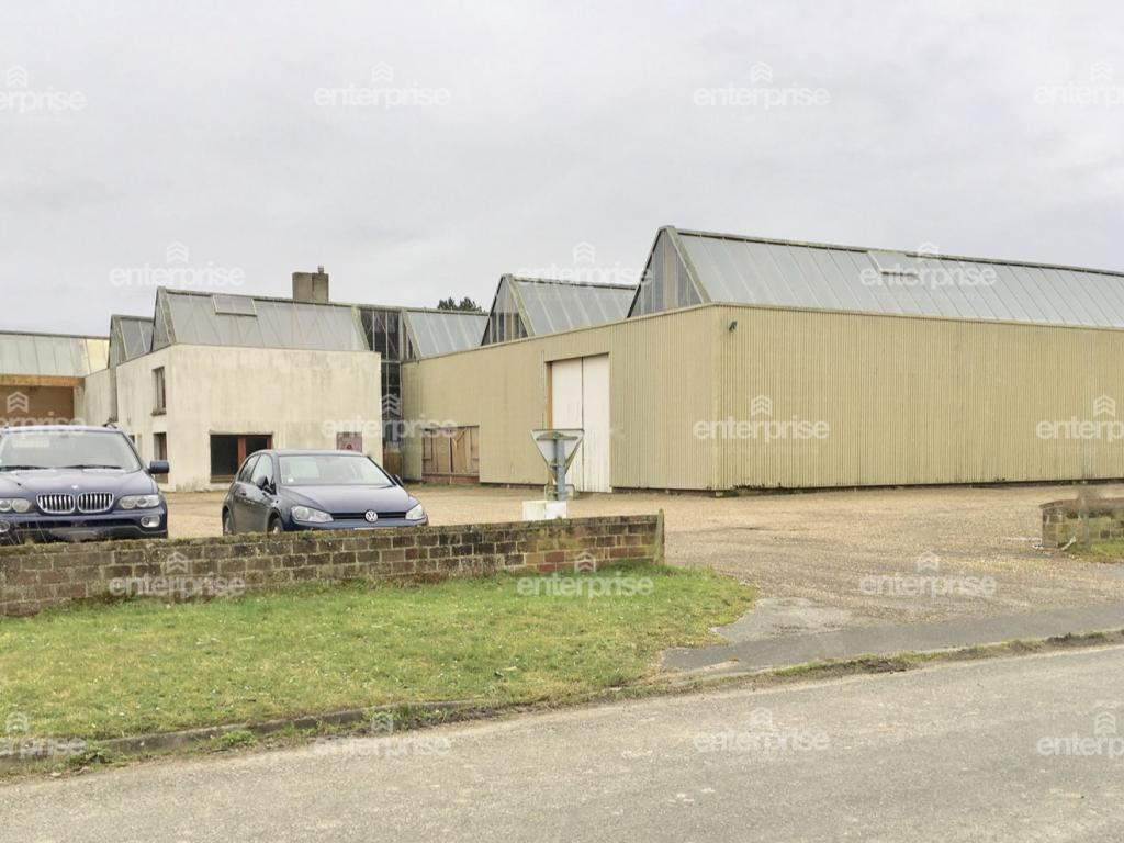 Vente Entrepot - logistique NOUVION  342