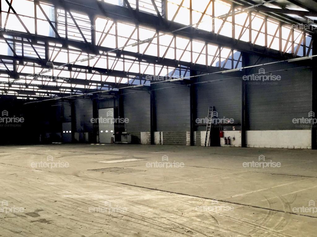Location Activités / entrepot - logistique ABBEVILLE  414