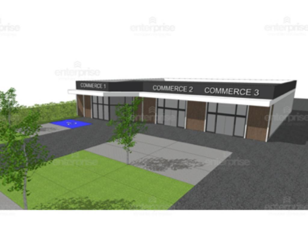 Location Commerce ALBERT  20 989