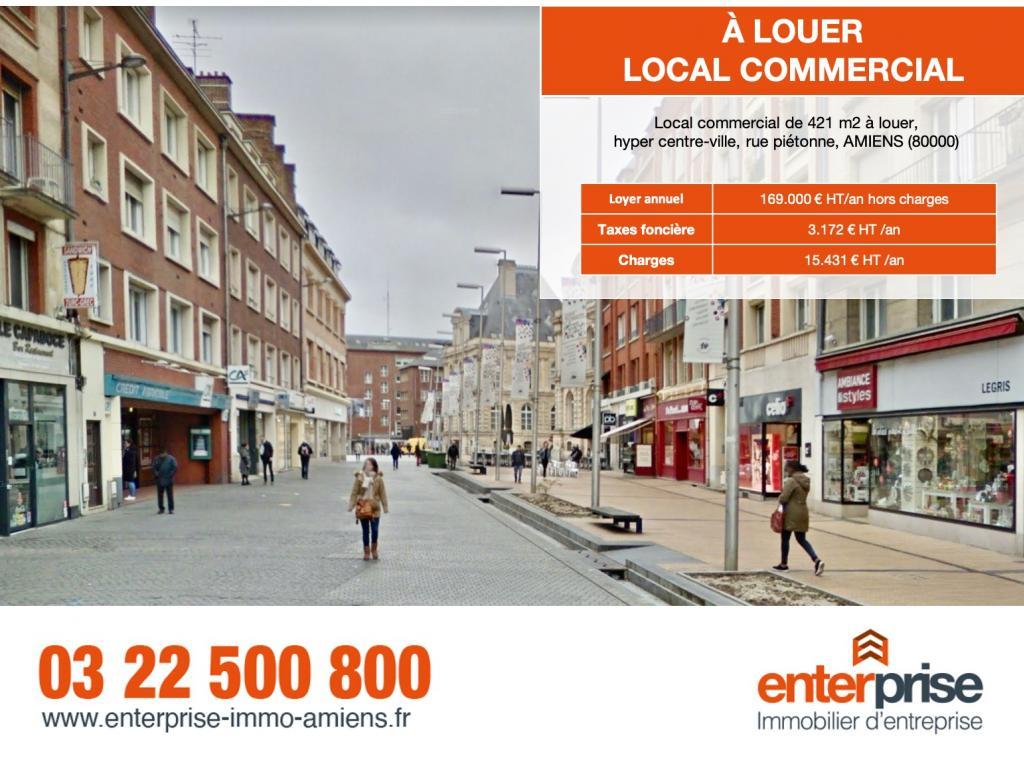 Location Commerce AMIENS  745