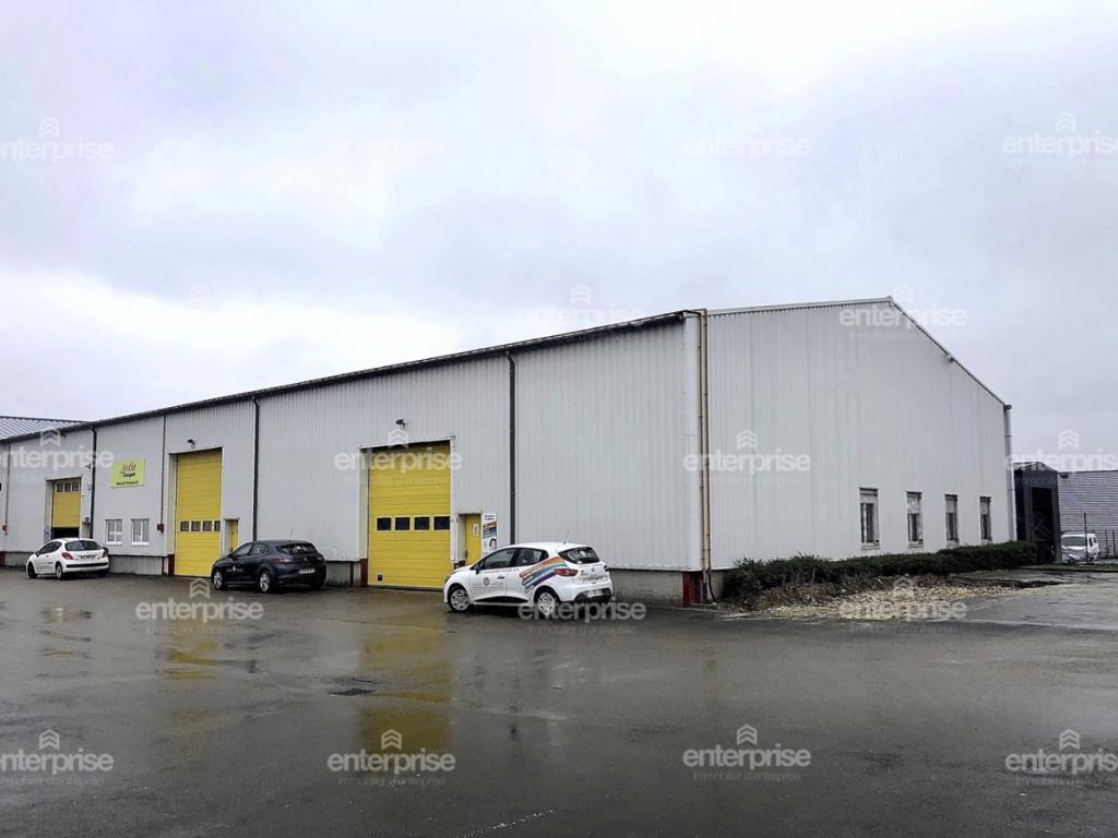 Location Entrepot - logistique RIVERY  749